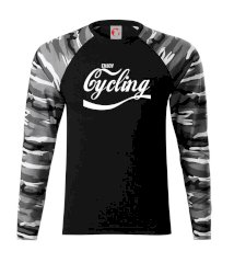 Enjoy Cycling Camouflage LS