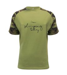 I am sleeping today Raglan Military