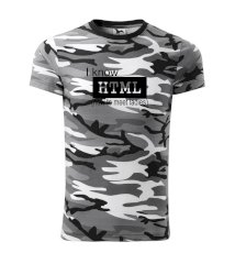 HTML Army CAMOUFLAGE