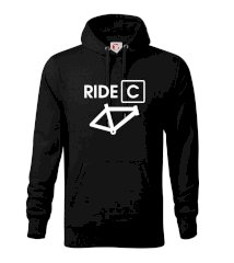 Ride C Mikina s kapucňou hooded sweater