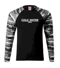 Cold water crew Camouflage LS