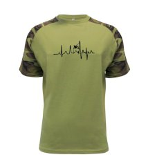 EKG horolezec Raglan Military